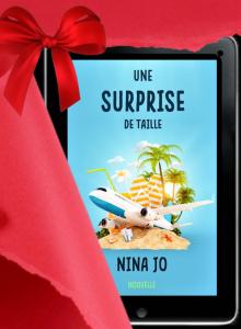 Une surprise de taille : Nouvelle humoristique d'un départ pour les vacances. De Nina Jo