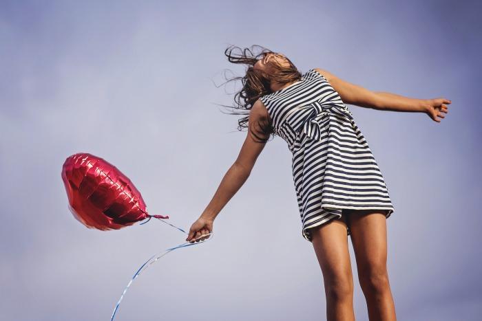Lâcher de ballons - Pixabay