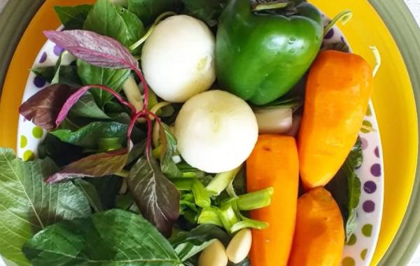 Bol de legumes