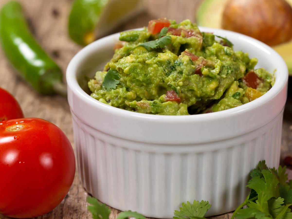 Le guacamole